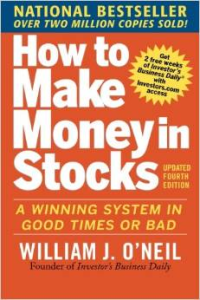 how to make money in stocks william j o neil